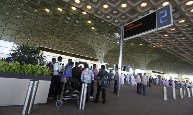 Weather,Delhi weather,Mumbai airport