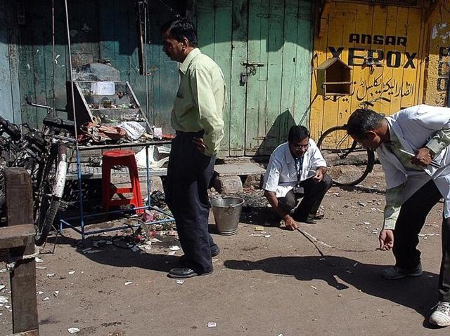 Sadhvi Pragya Singh Thakur was given a clean chit  by the NIA in the 2008 Malegaon blasts case.