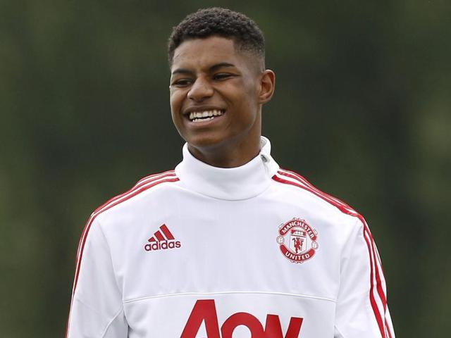 Rashford scored within three minutes of kick-off on his England debut in Friday's 2-1 win over Australia.