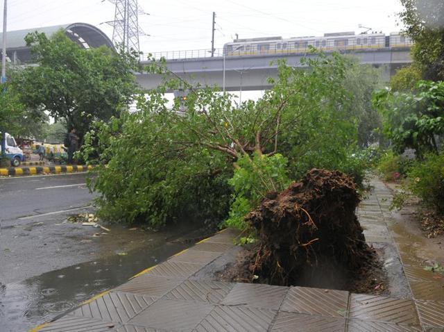 Gurgaon rains