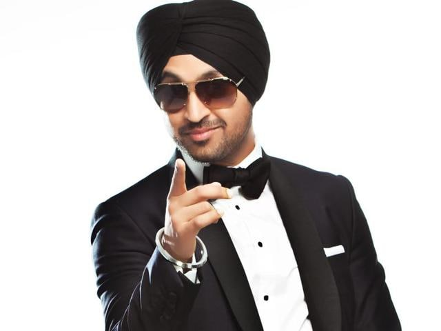 Actor Diljit Dosanjh jumped to the rescue of her co-star Sonam Bajwa.