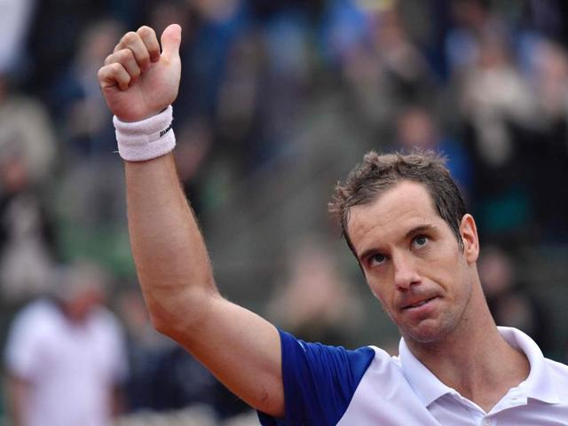 Richard Gasquet will attempt to reach the semifinals of his home slam for the first time in 13 attempts.