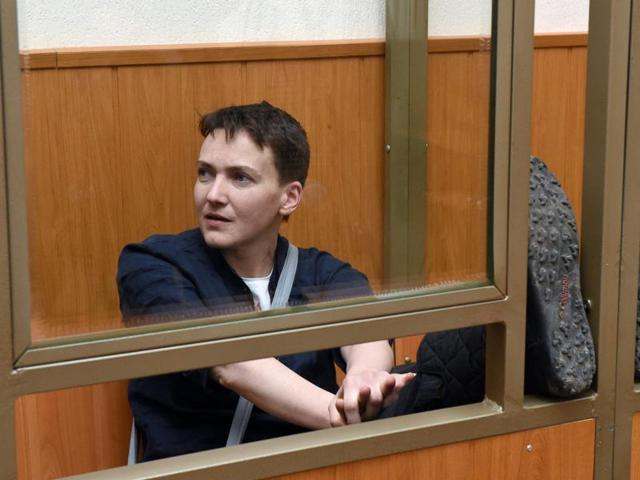 Ukrainian pilot Nadiya Savchenko, who spent two years in Russian custody before she was released last week, was sworn in as a lawmaker in the national parliament on Tuesday.