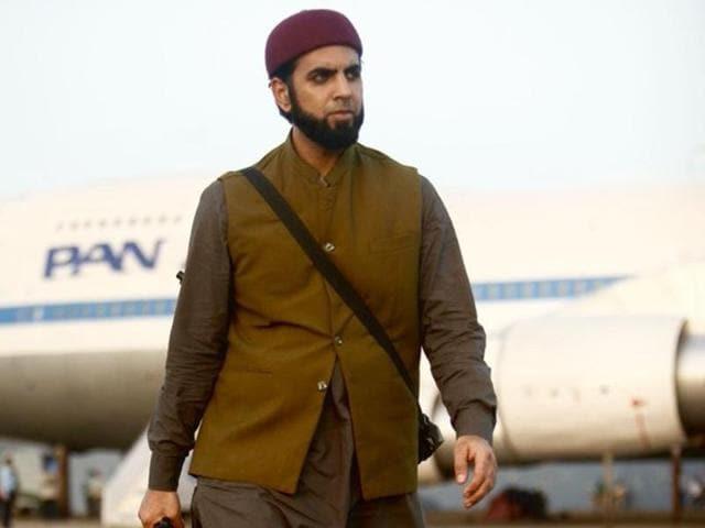 Abrar Zahoor played the main antagonist in the Neerja.