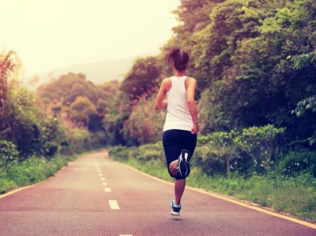Exercises, such as running, that put bones to greater use, improve their health better than those (like cycling) that do not exert so much strain on them, finds a new research.