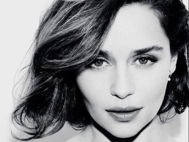 Emilia Clarke would not only love to play Bond but also wants Leonardo DiCaprio opposite her.