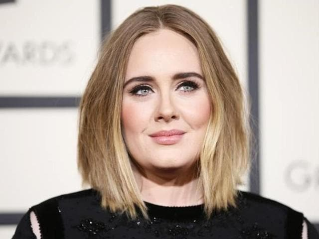 Singer Adele told her fan who was recording her show that she could enjoy it real life, rather than through her camera.