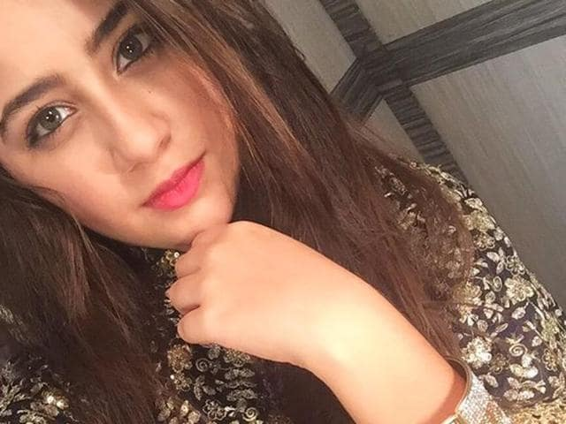 Aditi Bhatia turned her onscreen persona into that of a boy early in April this year.