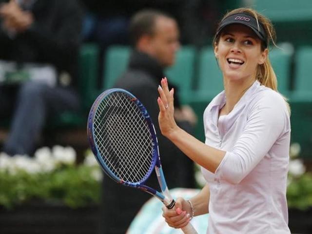 French Open,Agnieszka Radwanska,Tsvetana Pironkova