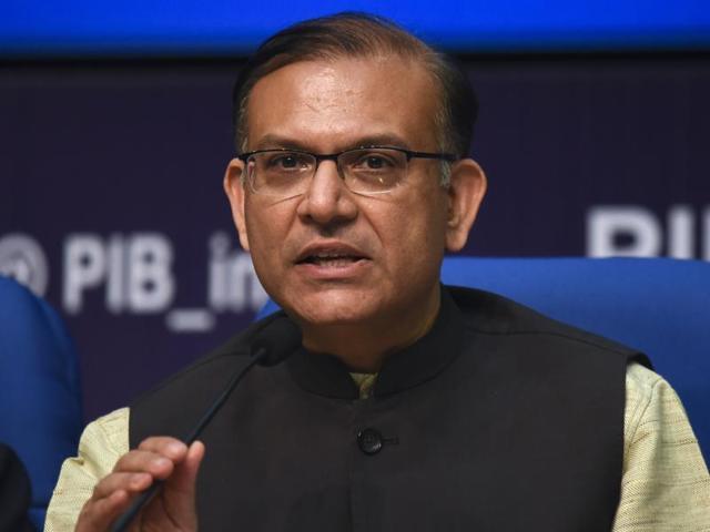 Jayant Sinha,Bad loans,CRISIL