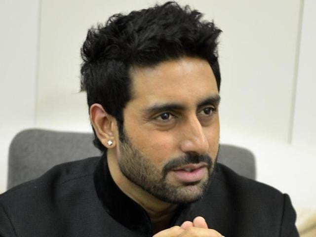 Actor Abhishek Bachchan says every actor is responsible for his own career and working in an ensemble cast does not affect that.