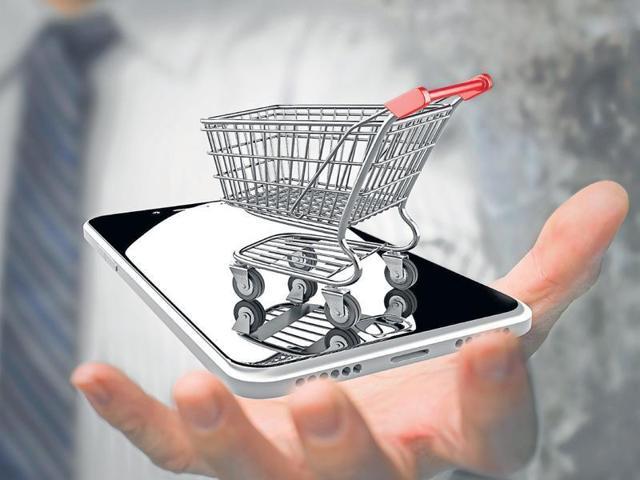 Online shopping,E-commerce,E-tailing
