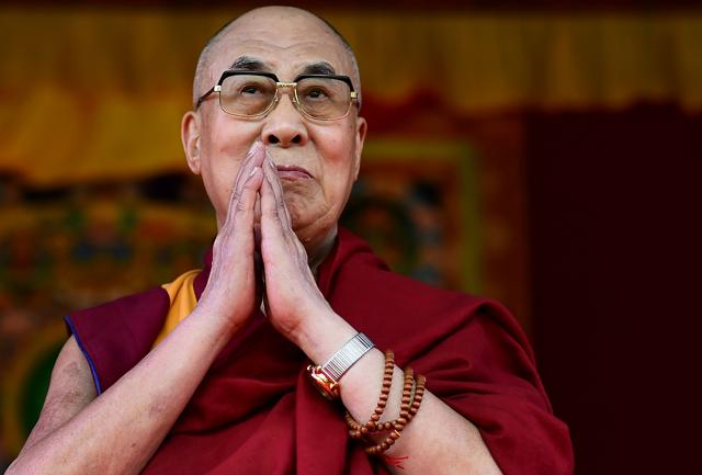 The Dalai Lama said in an interview in the German daily Frankfurter Allgemeine Zeitung that Europe has accepted