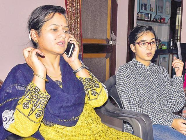 Mashal Maheshwari and her mother Dr Nirmala Maheshwari had appealed to Sushma Swaraj for help to appear in medical entrance exam.
