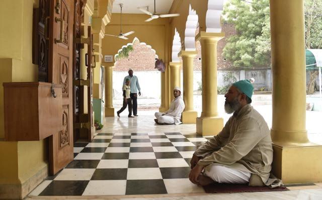 Sufi saint Nasiruddin Mahmud,Chirag Dehlavi,Nizamuddin Auliya