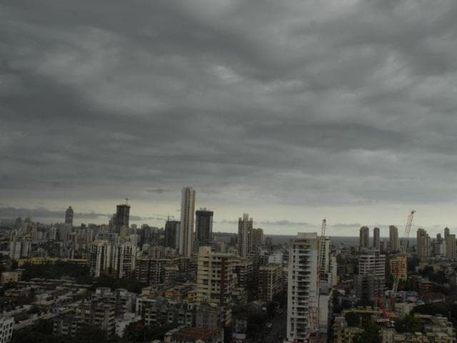Mumbai,Monsoon,Rainfall