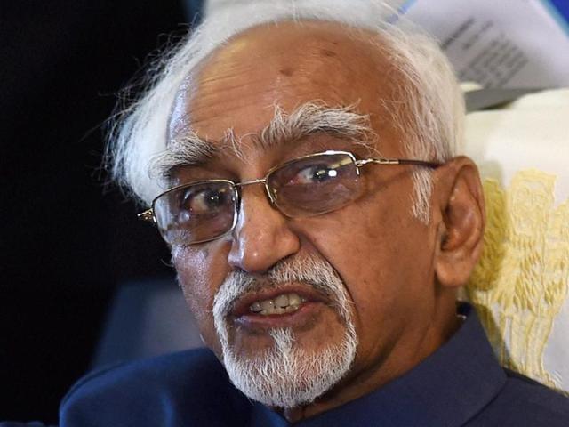 Hamid Ansari,India-Africa ties,Diplomacy