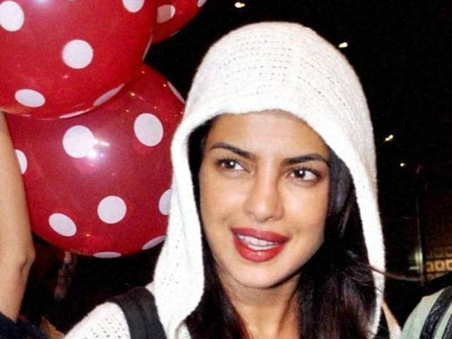 Priyanka returns home for 10 days, to finalise next Bollywood project