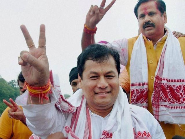Assam chief minister,Bangladeshi immigrants,Sarbananda Sonowal