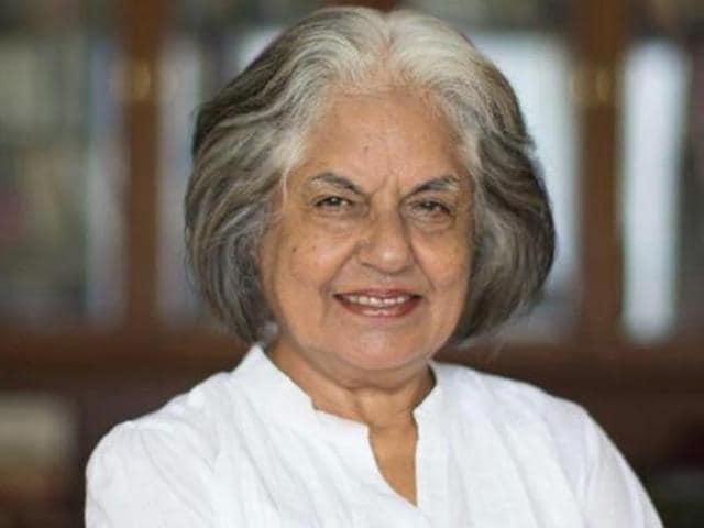 Indira Jaising.