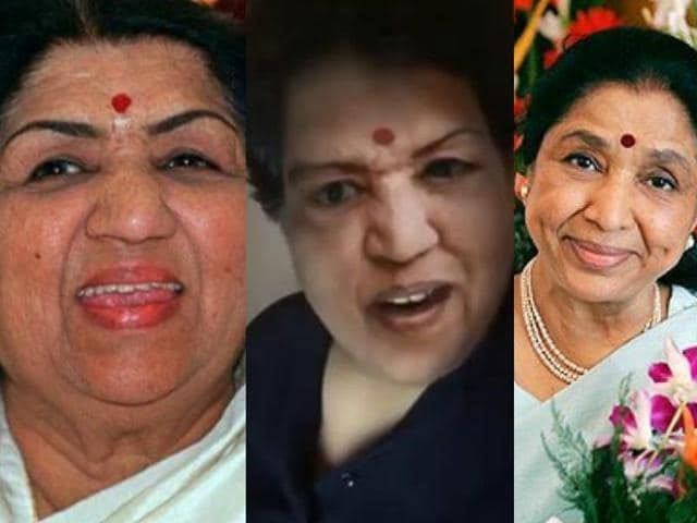 Tanmay Bhat,Asha Bhosle,Tanmay Bhat Snapchat video