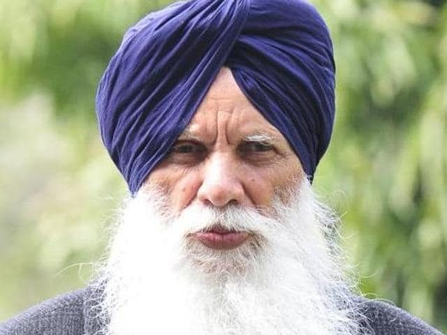 Punjab agriculture minister Tota Singh