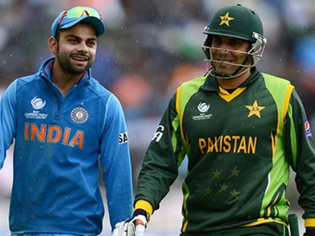 India will face Pakistan in the ICC Champions Trophy on June 4 next year at Edgbaston.
