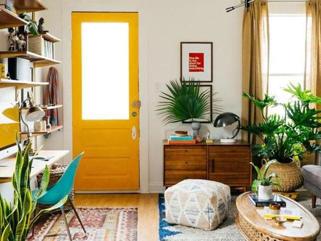 How to make small rooms look big