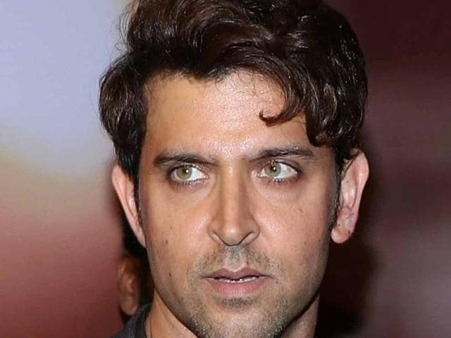 If you have a heart-shaped face like actor Hrithik Roshan, go for slight bends while getting your eyebrows pierced.