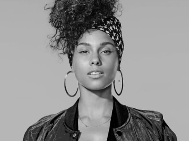 Alicia Keys,Alicia Keys Songs,Alicia Keys Lenny Letter