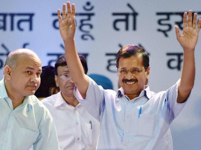 CIC,Aam Aadmi Party,AAP