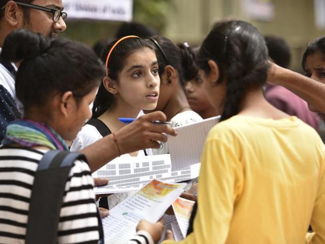 DU admissions,Delhi University,DU admissions 2016