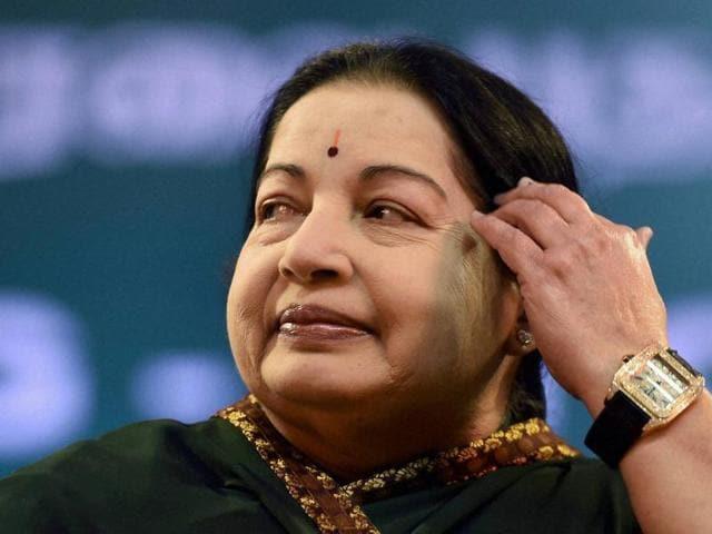 Jayalalithaa disproportionate assets case
