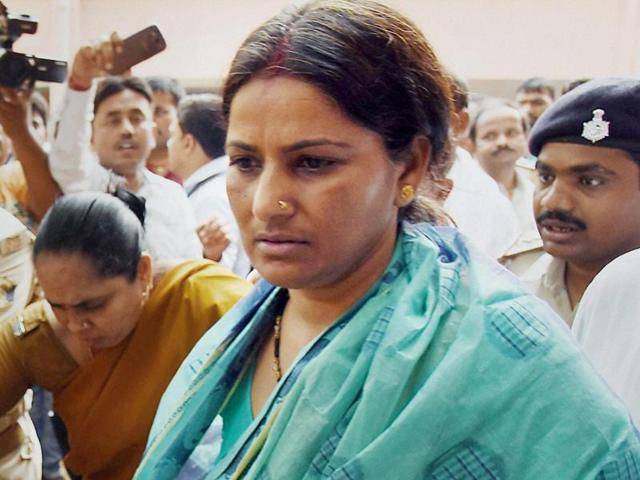 JD(U)MLC Manorama Devi has been booked under the new Bihar Excise (Amendment) Act 2016, following recovery of liquor bottles from her house