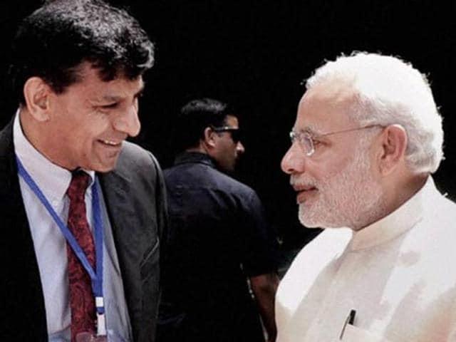 RBI governor,Raghuram Rajan,PM Modi
