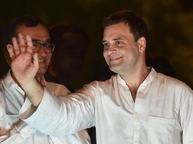 Congress reshuffle,Rahul Gandhi,Congress president