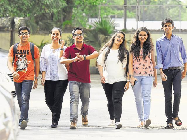 Campus journalists,college admissions,Class 12