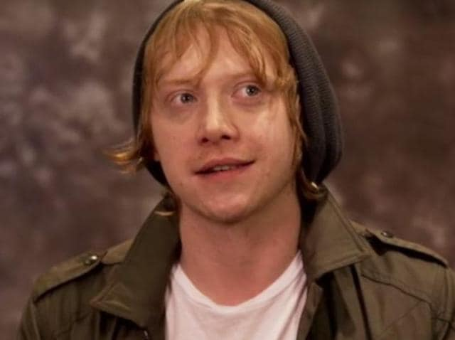 Rupert Grint will  play a compulsive liar who's stuck in a bad relationship and bad job.