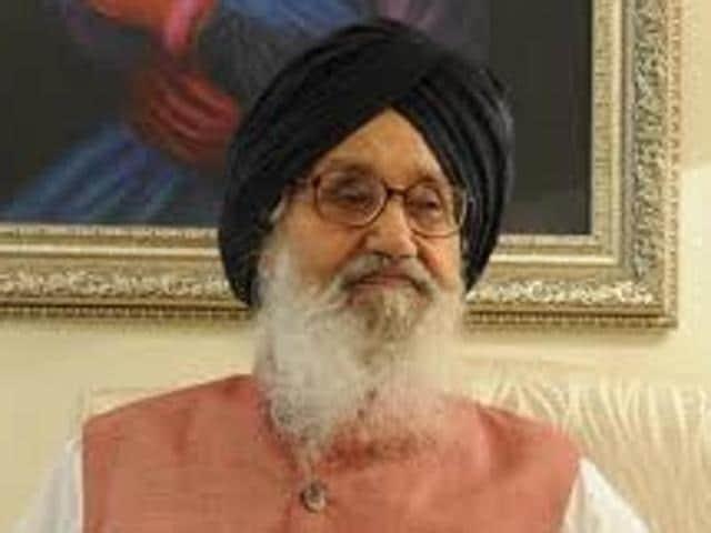 Parkash Sigh Badal,Punjab Gau Sewa Commission,Dargesh Kumar