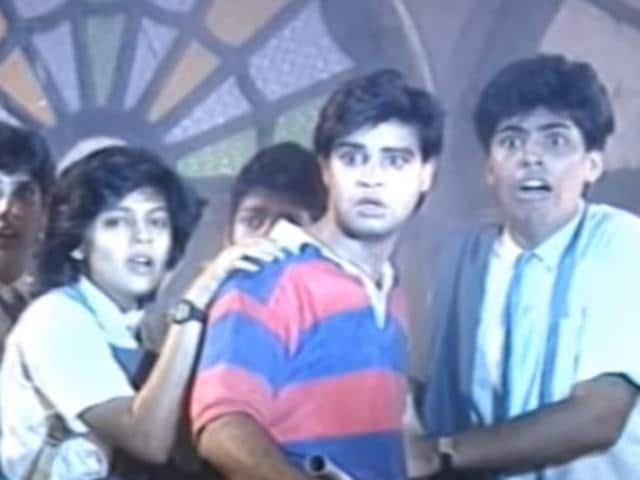 Akshay Anand played the role of Bala, who meets his clone in the future.