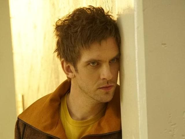 Dan Stevens in an early promotional image from the show.