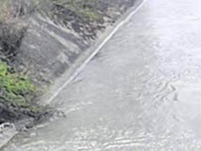 Bhakra Canal
