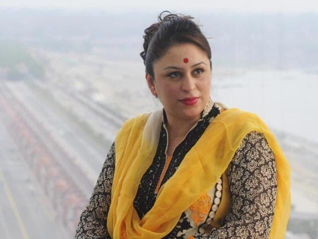 Preeti Mahapatra,surprise 12th candidate,UP Rajya Sabha polls