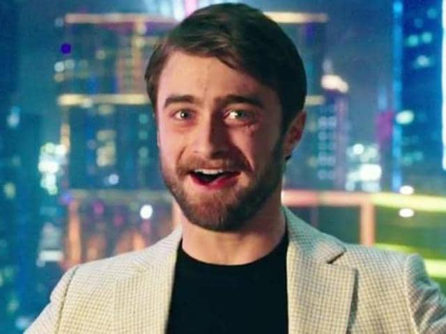 Daniel Radcliffe,Daniel Radcliffe Harry Potter,Now You See Me 2