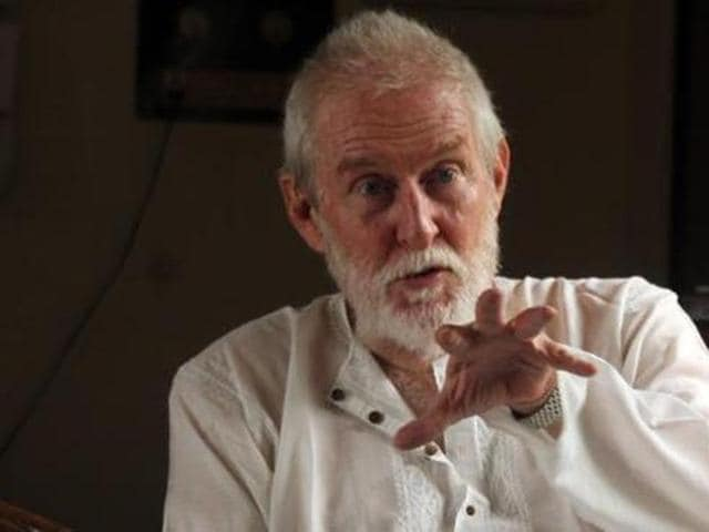 Tom Alter's resignation isn't accepted by the FTII management yet. (HTPhoto)