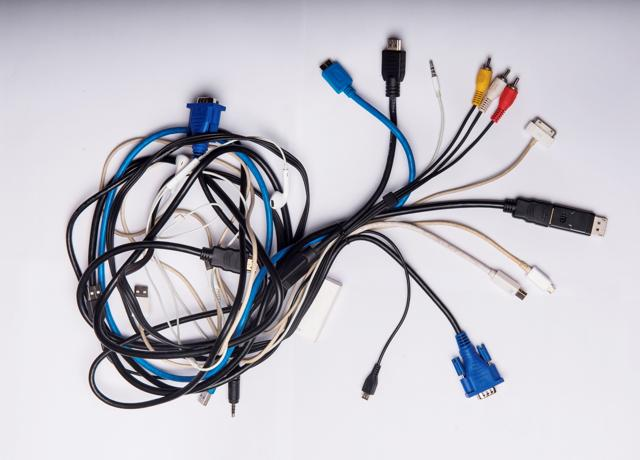 Do you really need so many wires?