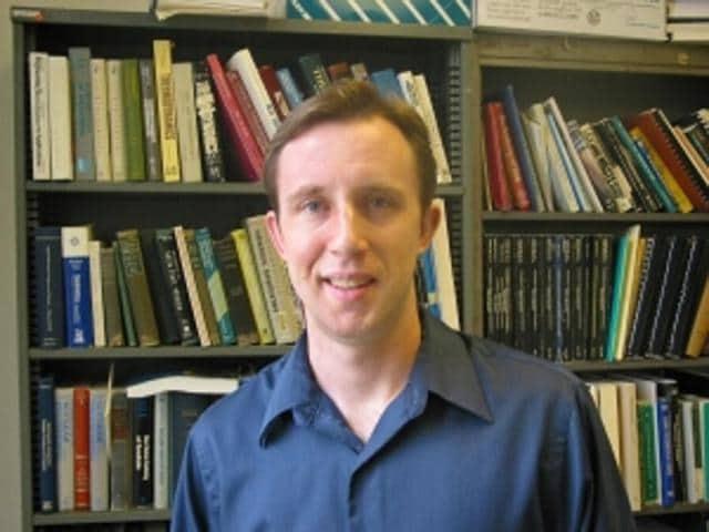 Thirty-nine-year-old Klug was associate professor of mechanical and aerospace engineering