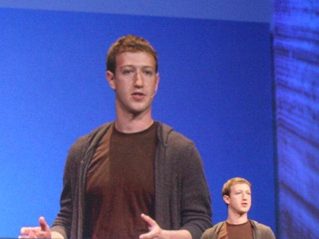 Facebook CEO Mark Zuckerberg on Wednesday took time off his busy schedule to have a first-ever 20-minute live webcast with the astronauts on the International Space Station (ISS)