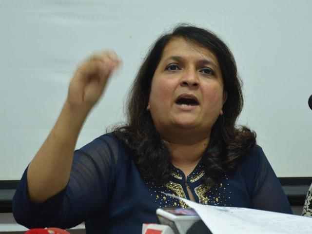 Revenue minister Eknath Khadse