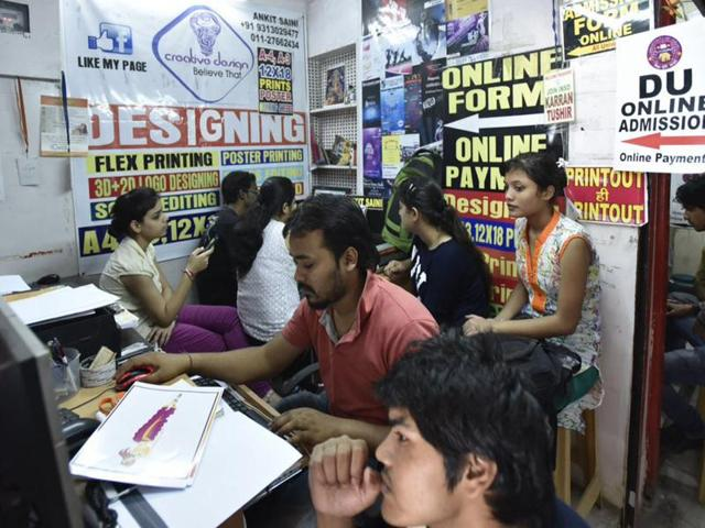 There is good news for students who want to study BA and BCom (Programme) at Delhi University this year. While calculating the best of four marks, students can include a vocational subject and will not face any disadvantage.